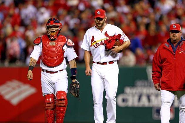 Unexpected Predictions for Each Member of St. Louis Cardinals' Pitching Staff