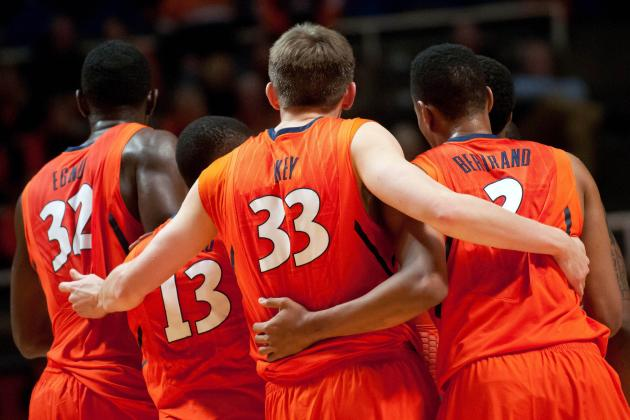 Illinois Basketball: Fighting Illini's Best Situational Lineups in 2013-14