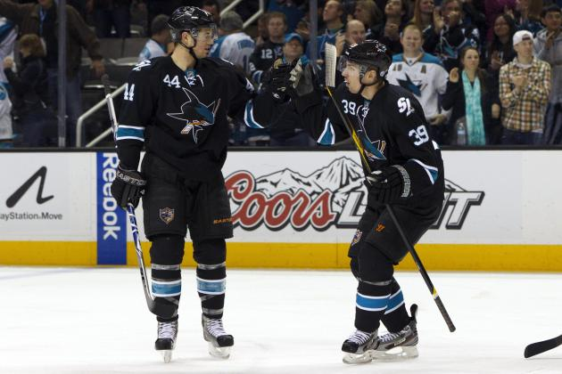 Projecting the Best San Jose Sharks at Each Position in 5 Years