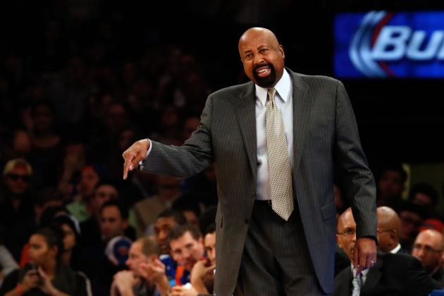 Predicting How Long Mike Woodson Will Survive as Knicks Head Coach