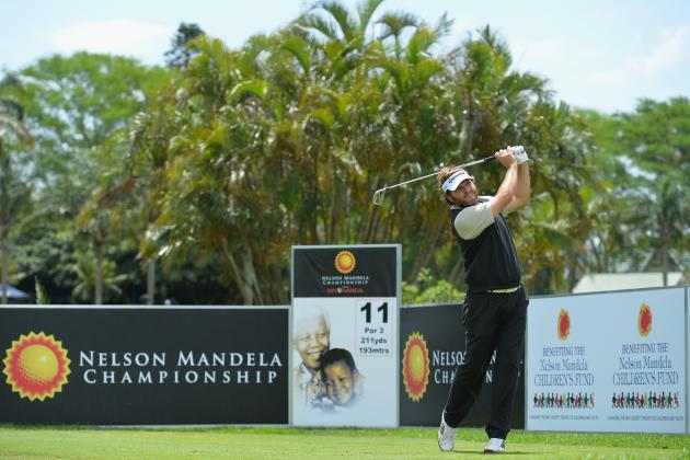 Nelson Mandela Championship 2013: Daily Leaderboard Analysis, Highlights, More