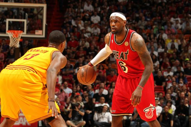 Complete Guide to Cavs vs. Heat and Saturday's NBA Action