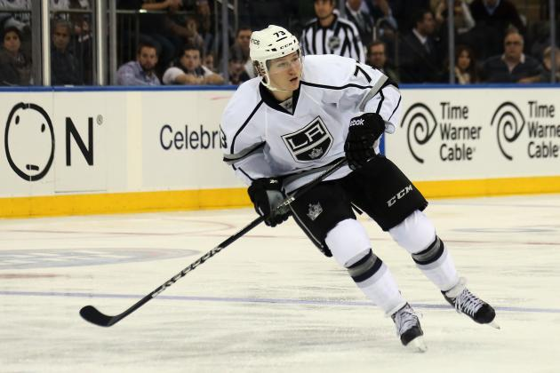 NHL Player Comparisons for Los Angeles Kings' Top Prospects