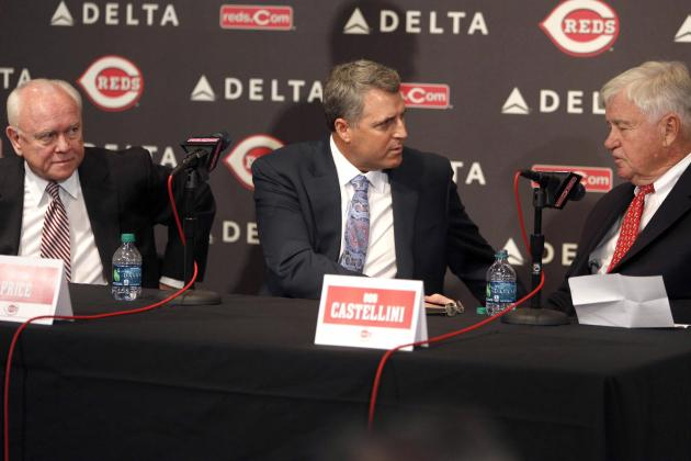 Grading Cincinnati Reds on the 2013 MLB Winter Meetings