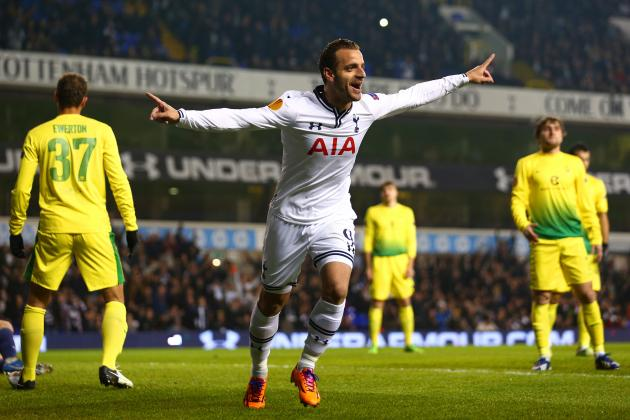 Tottenham Hotspur vs. Anzhi Makhachkala: 6 Things We Learned