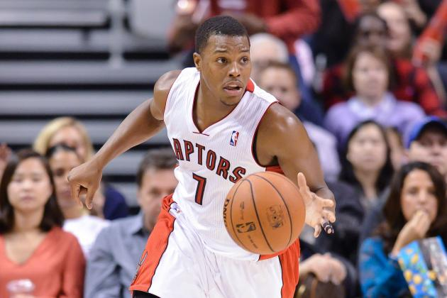 Best Trade Destinations and Fits for Toronto Raptors' Kyle Lowry