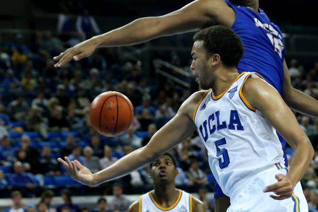UCLA Basketball: Bruins' Best Situational Lineups in 2013-2014