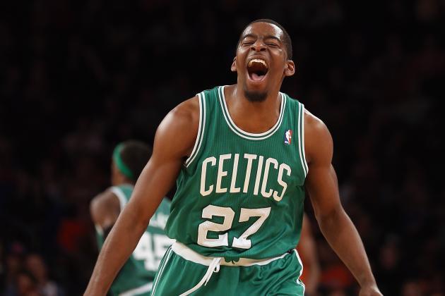 1st-Quarter Report Card Grades for Each Member of Boston Celtics