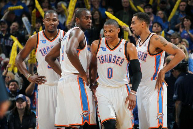 OKC Thunder Are Team to Beat Again in the West