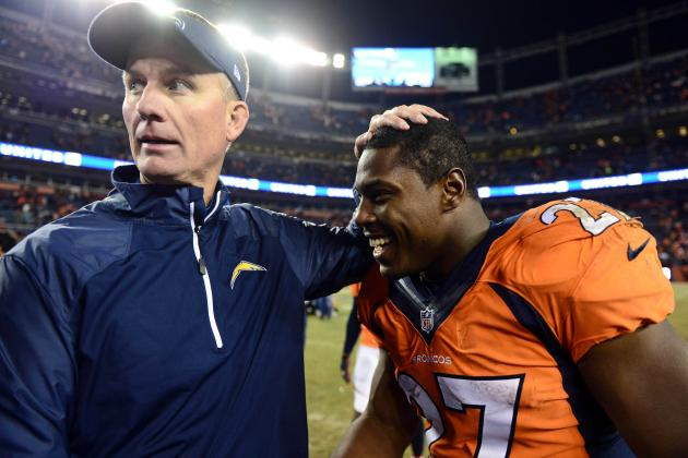 San Diego Chargers Position Grades at Denver Broncos