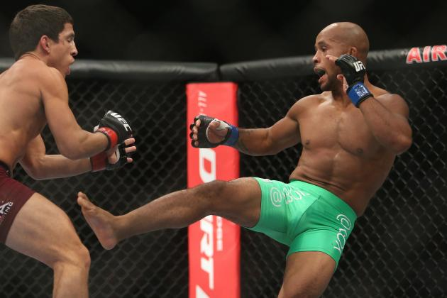 UFC on Fox 9: Bleacher Report Main Card Staff Predictions