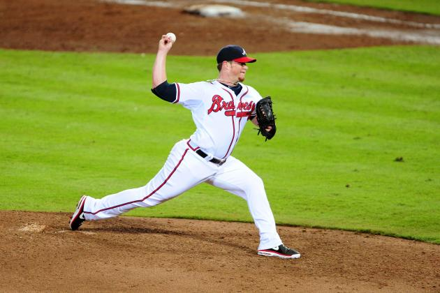 Best Potential Trade Packages and Landing Spots for Braves Closer Craig Kimbrel