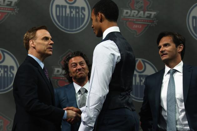 NHL Player Comparisons for the Edmonton Oilers' Top Prospects