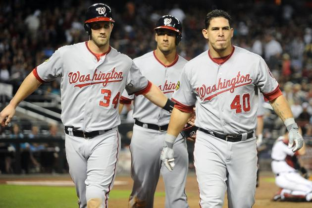Projecting Washington Nationals' 2014 Batting Order