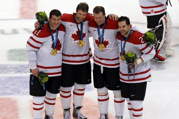 Bubble Watch for Team Canada's 2014 Winter Olympic Roster