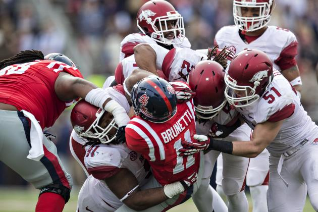 Arkansas Football: Breaking Down the Razorbacks' 2014 Schedule