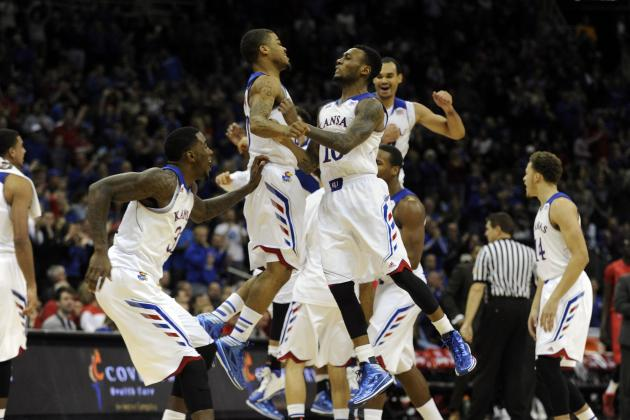 Kansas Basketball: Jayhawks' 5 Most Impressive Stats in 2013-14