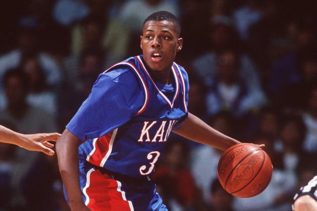Kansas Basketball: Ranking 5 Best Jayhawks Players from the 1990s