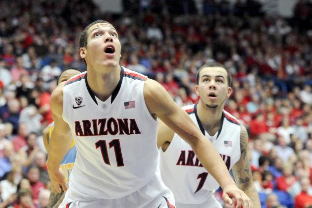 Arizona Basketball: Wildcats' 5 Most Impressive Stats in 2013-14