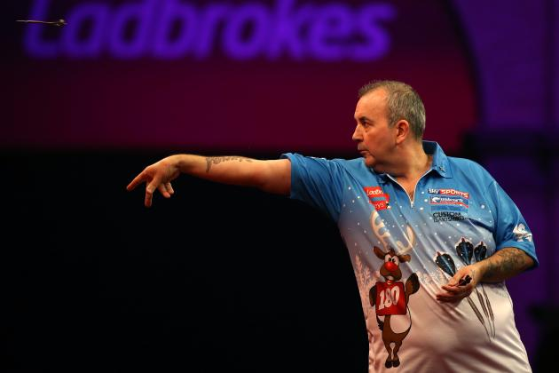 World Darts Championship 2013-14: Daily Scores, Results, Schedule and More