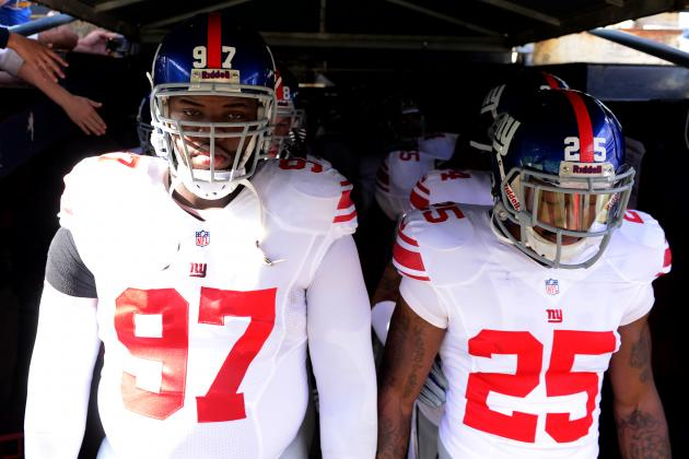 New York Giants: 5 Players to Watch vs. Seattle Seahawks