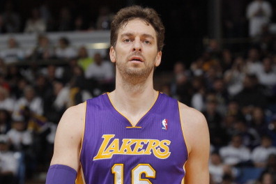 Pau Gasol Trade Rumors a Fact of Life