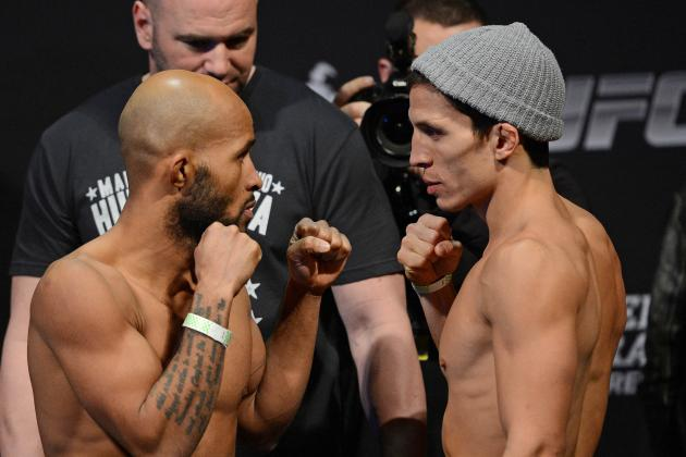 UFC on Fox 9 Results: The Real Winners and Losers from Johnson vs. Benavidez