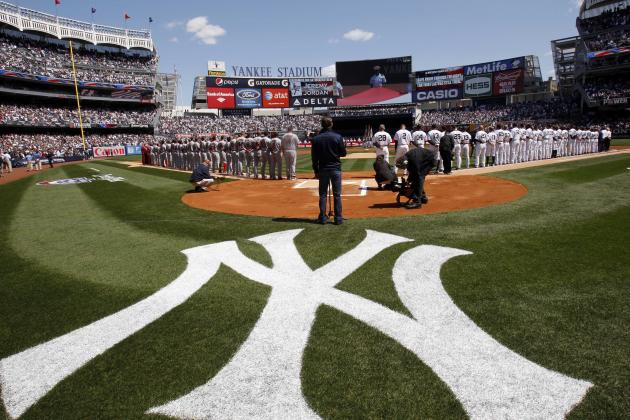 Yankees: Projecting MLB Arrival Dates for Baseball America's Top 10 Prospects
