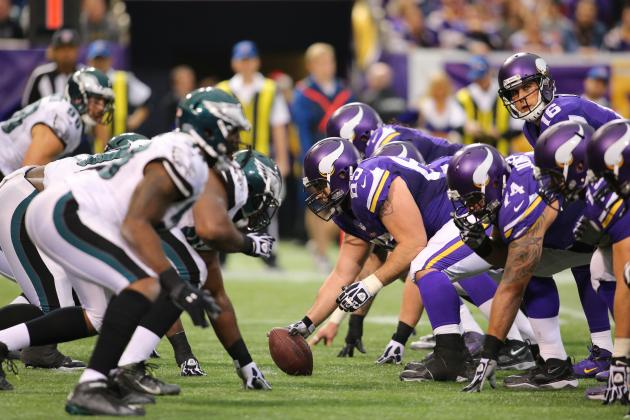 Eagles vs. Vikings: Full Roster Report Card Grades for Minnesota