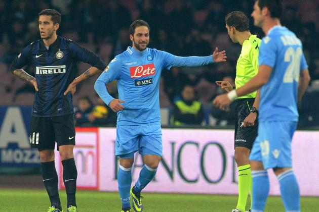 Serie A Results: Analysis for Napoli vs. Inter Milan, and All the Matches