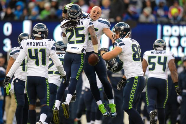 Seahawks vs. Giants: Full Roster Report Card for Seattle