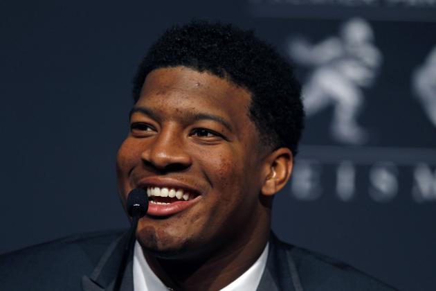 Top Plays from Heisman Winner Jameis Winston's Season