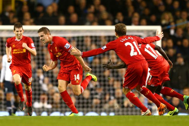 Tottenham Hotspur vs. Liverpool: 5 Things We Learned