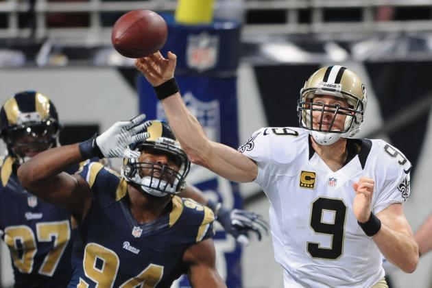 Saints vs. Rams: Full Roster Report Card Grades for New Orleans