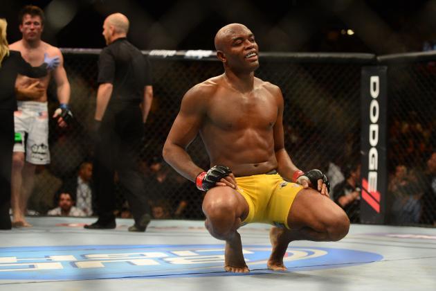 Anderson Silva: Power Ranking Every UFC Win