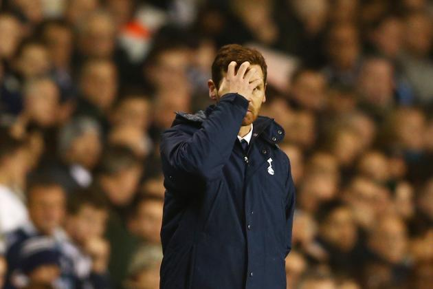 Possible Replacements for Tottenham Hotspur Boss Andre Villas-Boas