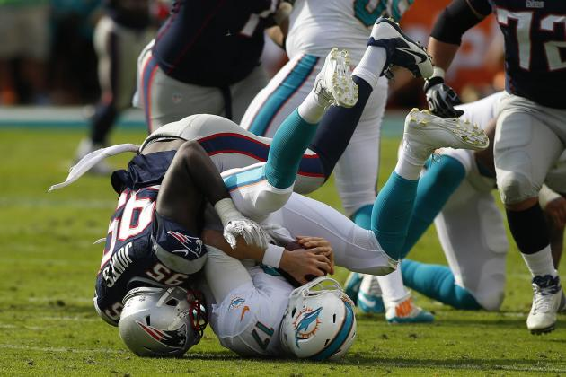 Miami Dolphins vs. New England Patriots: Full Roster Grades for New England