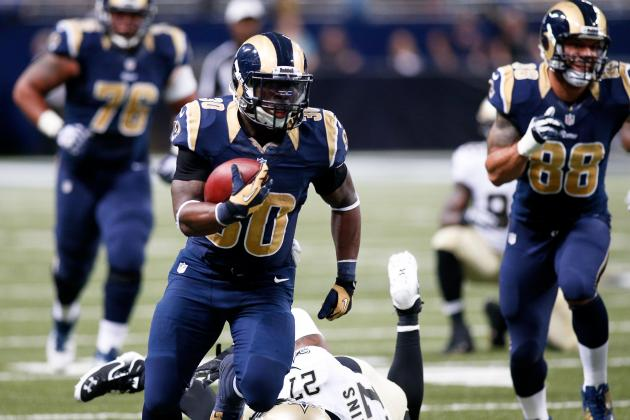 Saints vs. Rams: Takeaways from St. Louis' 27-16 Win Over New Orleans