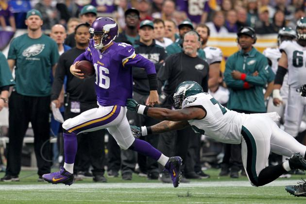 Philadelphia Eagles vs. Minnesota Vikings: Takeaways from Philly's 48-30 Loss