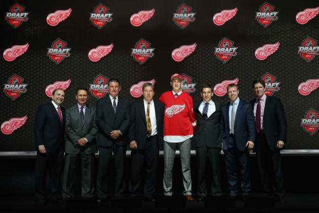 2014 NHL Draft: 5 First-Round Prospects Detroit Red Wings Should Have an Eye On