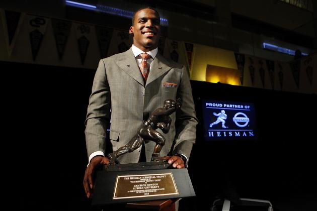 Ranking the Heisman Trophy Winners of the BCS Era on NFL and CFB Success