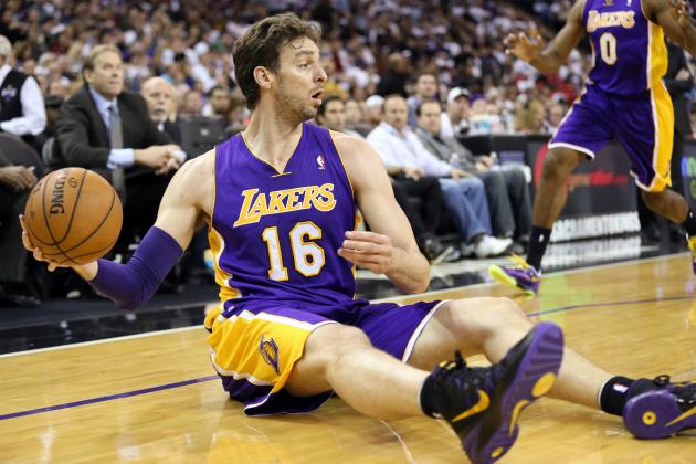 Potential Trade Packages, Scenarios and Landing Spots for Pau Gasol