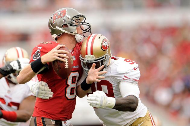 49ers vs. Buccaneers: Full Roster Report Card Grades for San Francisco