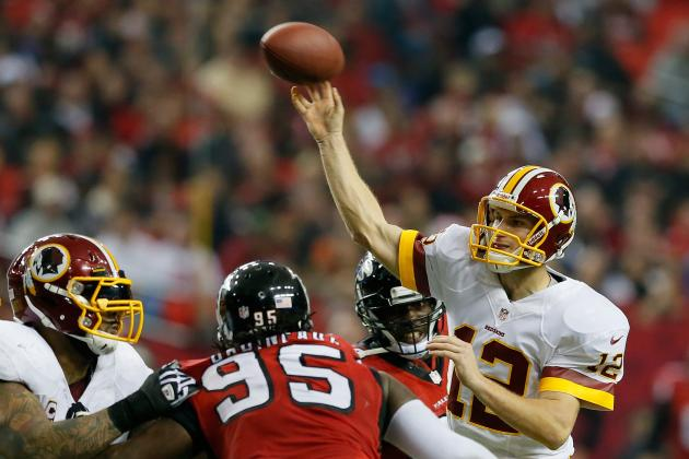 Washington Redskins vs. Atlanta Falcons: Full Roster Grades for Washington