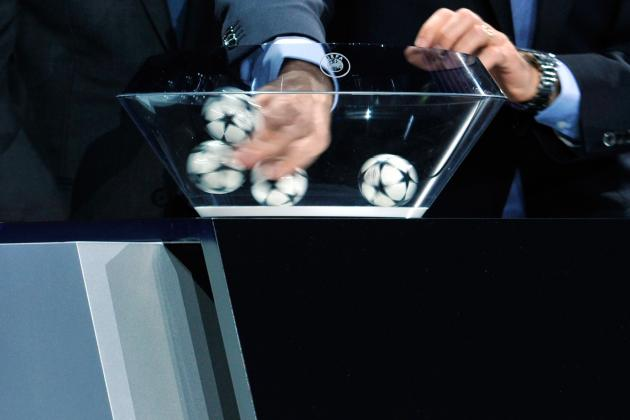 Winners and Losers from UEFA Champions League Round of 16 Draw