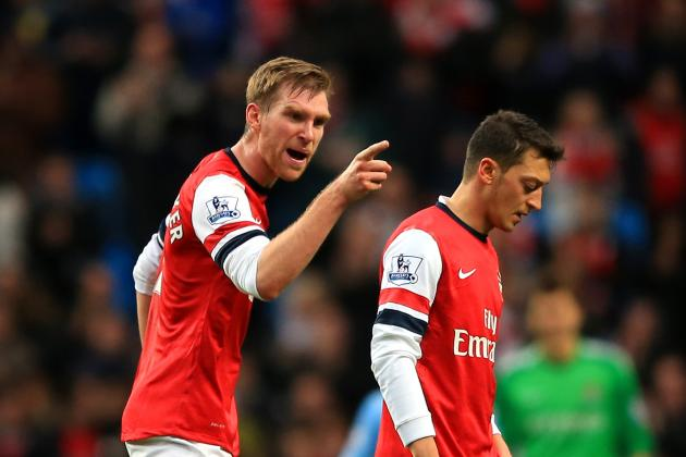 Biggest World Football Blunders of the Weekend: Arsenal Stars Bad Losers
