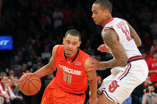 March Madness 2014: Field of 68 Projection for Dec. 16