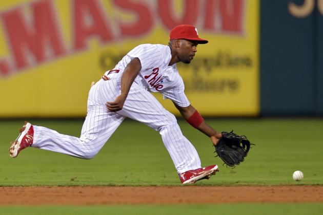 Best Potential Trade Packages and Landing Spots for Phillies SS Jimmy Rollins