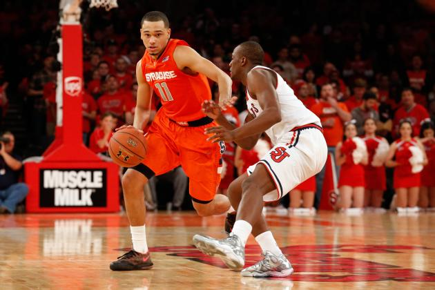 Syracuse Basketball: Positives and Negatives from Narrow Win over St. John's