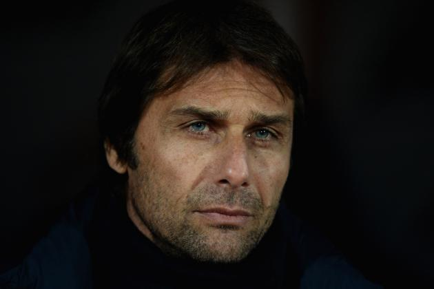 Juventus: 5 Reasons Antonio Conte Should Take the Europa League Seriously
